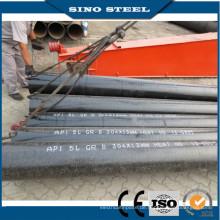 Sch40 API5l Nahtloses Stahlrohr ohne geschweißt