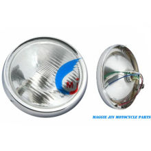 Lámpara de cabeza de piezas de motocicleta para C70