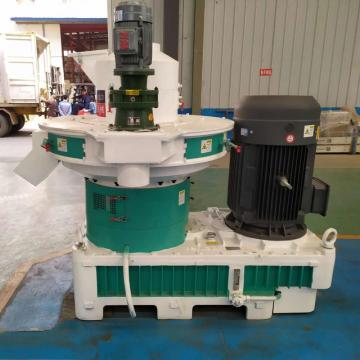 1-1.5t/h Model SZLH580 Pellet Machine Wood Pellet Mill