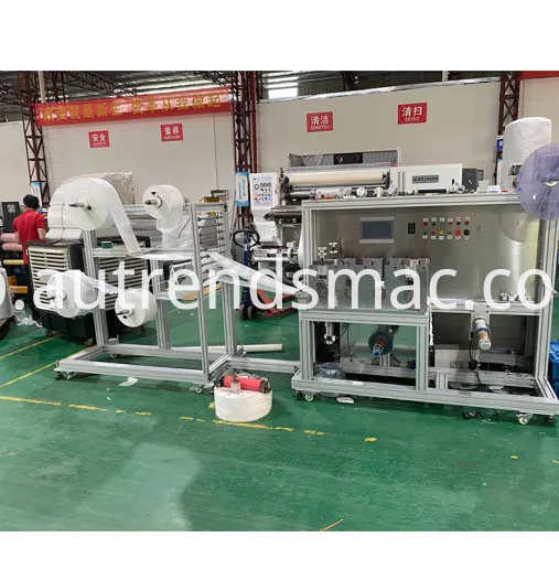 High Speed Kn95 Mask Machine