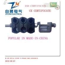 """SS 201 de doble vía para cables de fibra óptica Jma3 / 8 """""""