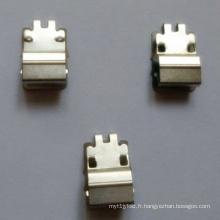 En acier inoxydable Precision Shrapnel Metal Stamping Part