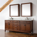 Fed-1540 Solid Wood Bathroom Cabinet