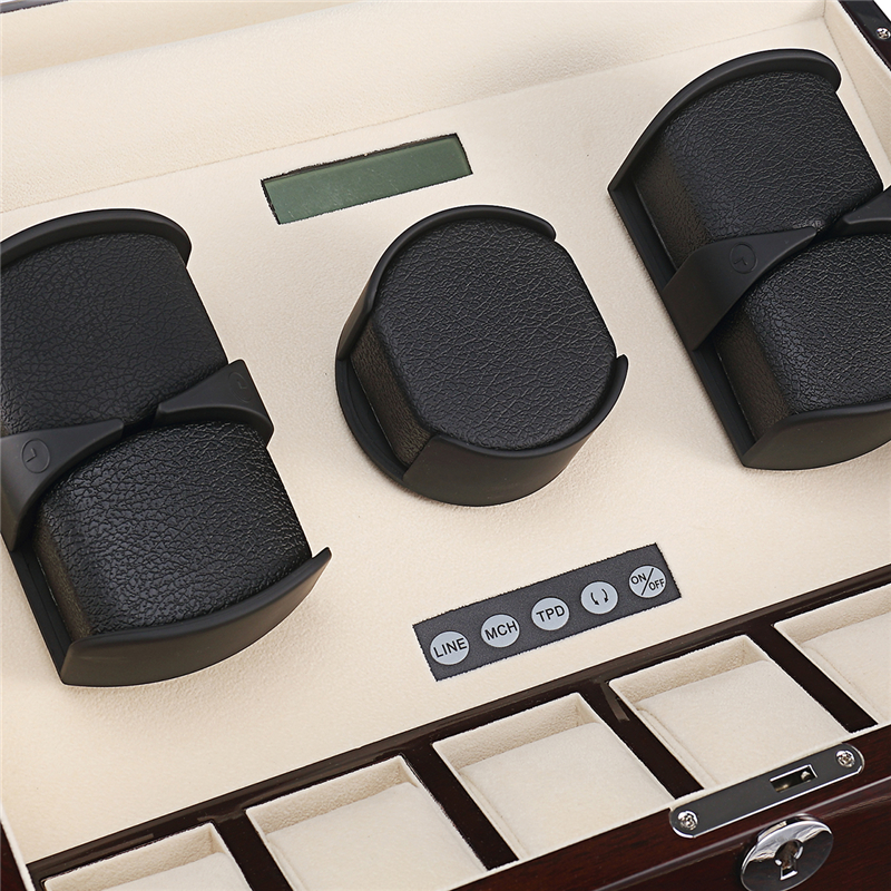 Ww 8178 3 Wooden Watch Winder