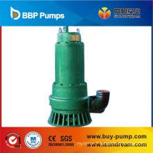 Bqw Mining Pompe d'eaux usées submersible anti-explosion