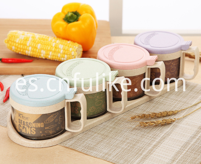Condiment Container Set