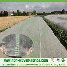 Tela não tratada tratada UV de 3% para a agricultura