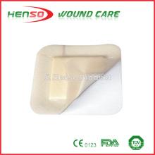 HENSO Soft Border Absorbent Foam Dressing
