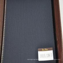 tecido de terno de design elegante em 100% lã orgânica