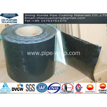 Heavy Duty Bitumen Butyl Compound Adhesive Tape