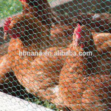 2018 hot sale chicken coop hexagonal wire mesh / galvanized hexagonal wire netting