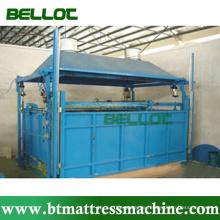 Automatische pneumatische Schaumstoffblock Spritzgießmaschine