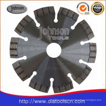 Laser cutting saw blade: 125mm asphalt saw blade