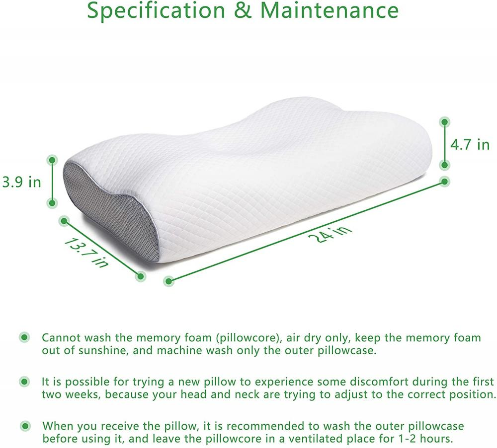 Bed Pillows For Sleeping Standard Size