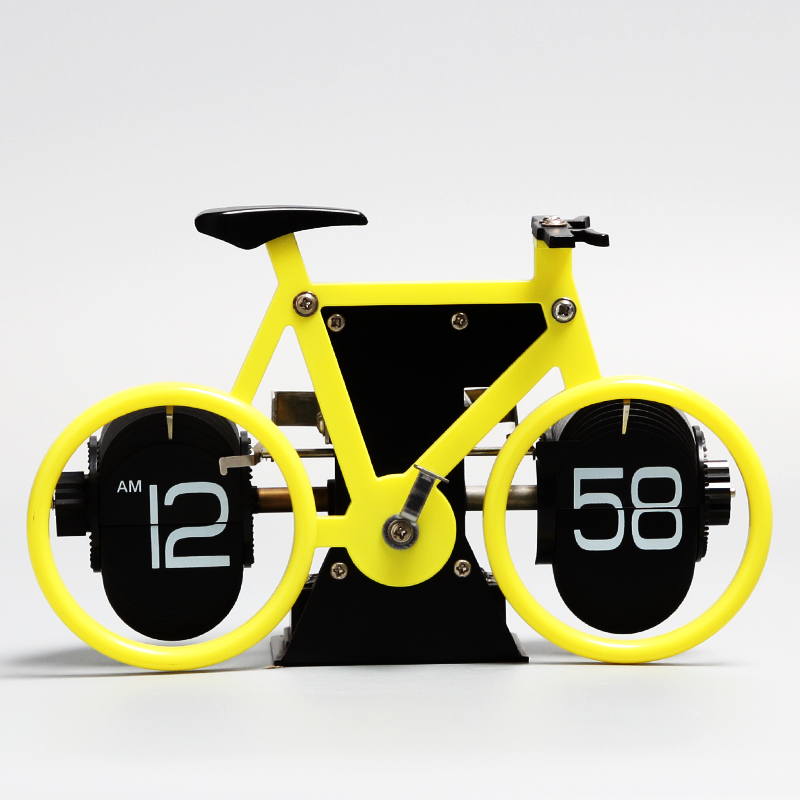 Bicycle Desk Clock