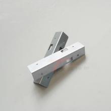 Pièces en aluminium de prototype rapide en métal CNC de conception OEM