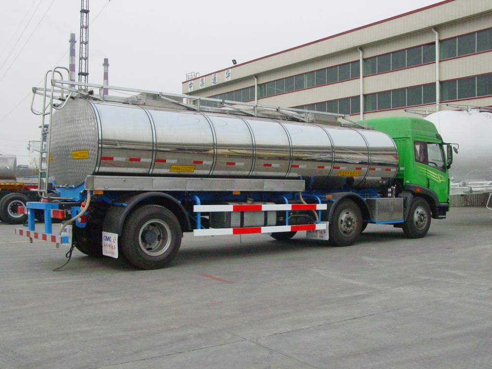 4th Milk Tanker Rr