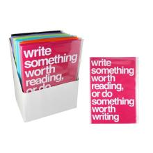 Hard Cover Notebook With Lock