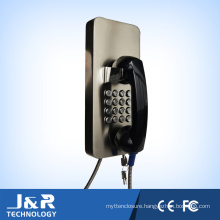 Stainless Steel Banking Telephone, ATM Service Telephone