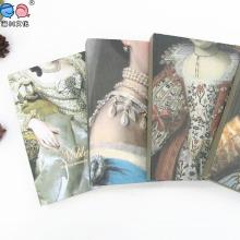 Europe Style Wholesale Custom Mini Hardcover Notebook Com Cobre (XLJ64128-X01)