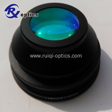 55mm FL 266nm Telecentric F-Theta Scanning Lenses