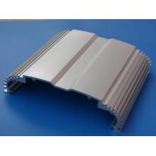 Perfil de aluminio de aluminio de la sección grande de la extrusión industrial