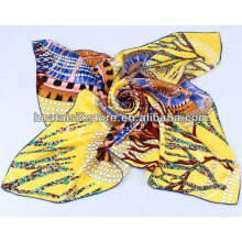 big square scarf silk scarf factory in china