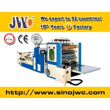 Box-Type Tissue Napkin Making Machine (Four to Six Routes)