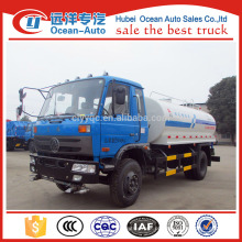 Caminhão pequeno da água de dongfeng 10000liters à venda