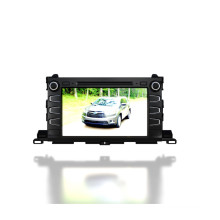 Windows CE Car DVD Player for 2015 Toyota Highlander (TS9656)