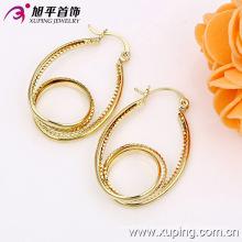 Xuping Moda 14k Precio Especial Pendiente (28986)