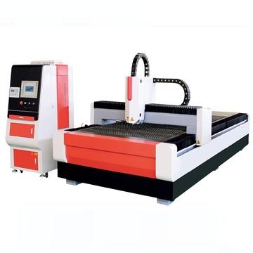 3015 Kohlenstoffstahl Metall Fibe Laserschneidanlage
