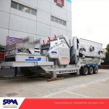 Exportando o triturador hidráulico do cone do singlecylinder de 130 países