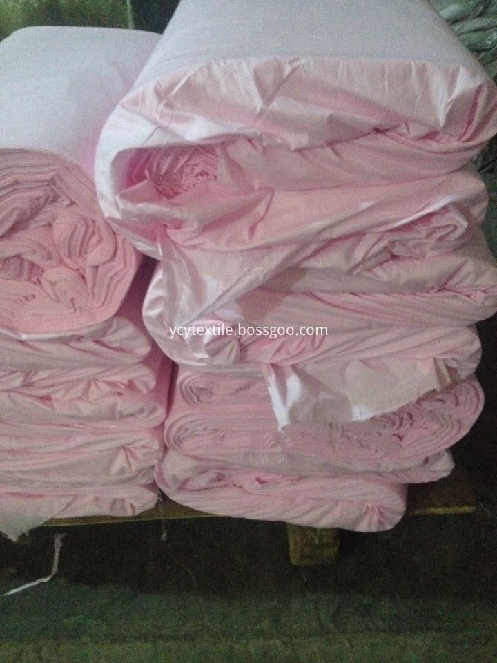 100% Cotton Plain/ Twill Dyed Fabric