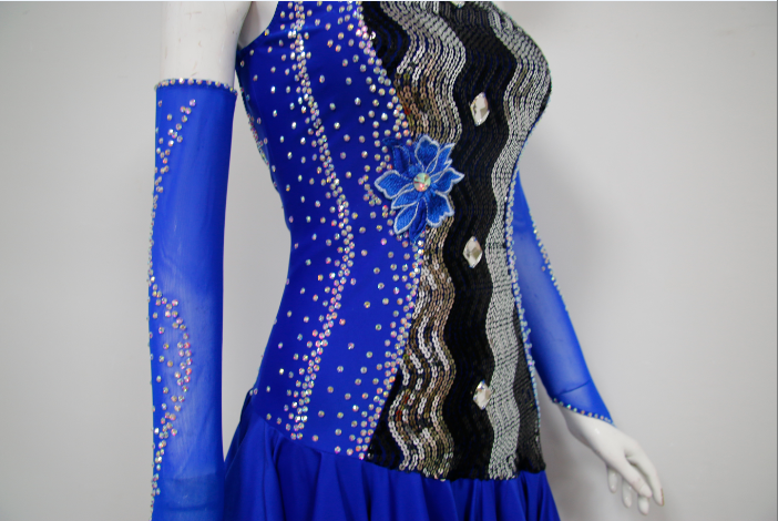 Ladies Latin Dance Costumes For Competition Ca Jgp