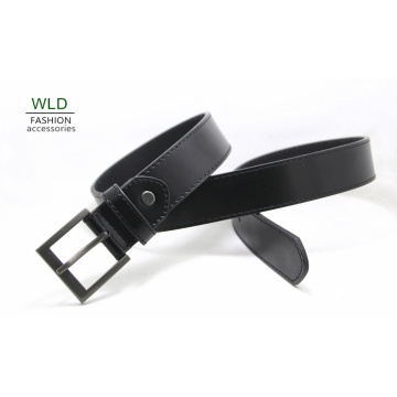 Fashion Basic Genuine Top Leather Men′s Belt Lky1192