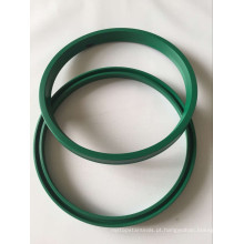 Red / Green PU Rod Seals From Factory