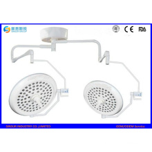 Surgical Equipment LED Double Head Ceiling Shadowless Operation Lamps