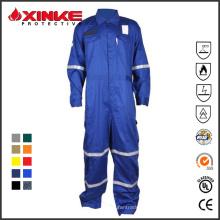 roupa de proteção resistente à água de óleo