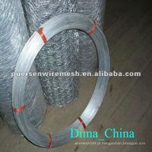 3,0 - 2,4 Fabricação de Arame de Cerca Oval (CN-anping)