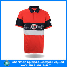 China Wholesale Custom Embroidery Cheap 100% Cotton Mens Polo Shirts