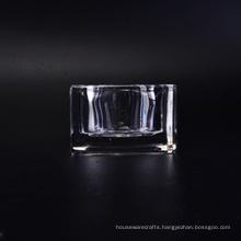 High End Square Tea Light Holder with Popular Capacity