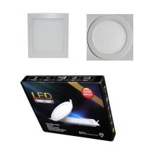 15W / 9W / 6W / 18W LED Panel de luz Surfacemounted