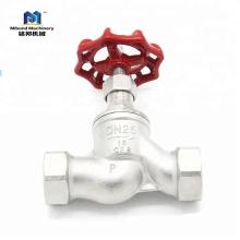 Качество Промышленный ручной нержавеющая сталь воздушной литой стали Регулирующий клапан глобус цена клапана