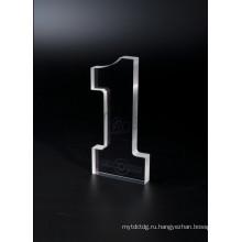 Акрил дисплей для чисел ,органическое стекло, акриловые изделия , оргстекло, акрил