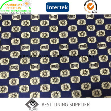 Factory Direct Prices Men′s Suit Liner Lining Print Fabric