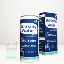 15 Parameters Chemical Reagent Testing Strips