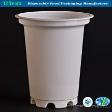 Hot Sale Milky White Plastic Cup