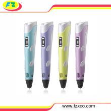 2013 Digital 3D Pen Printer with 3D Pen Filament