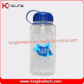 Promotional 1000ml protein shaker bottle with handle(KL-7552)
